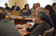 Trišalė taryba aktyvina Darbo kodekso nagrinėjimą