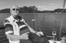 Mirė ilgametis LRT darbuotojas, operatorius A. Virbickas