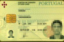Pasieniečiai sulaikė suklastotas portugališkas korteles turėjusius keliautojus
