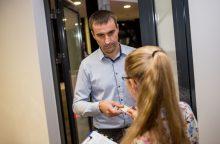 Kauno policininką įklampino 50 eurų kyšis