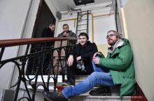 Rusijos pareigūnai krėtė garsios opozicijos žurnalistės butą