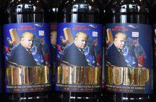 Ukrainiečiai pagamino D. Trumpo alų su V. Putino prieskoniu