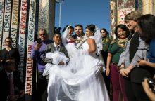 Meilė be sienų: tarptautinės santuokos JAV ir Meksikos pasienyje