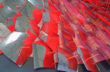 Vilniuje startuoja tarptautinė stiklo meno bienalė