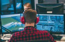 Lietuviai nesustoja: pastatytas virtualus tunelis, biuras ir oro uostas