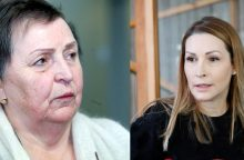 Prokuratūra siekia nuteisti medikę už sukčiavimą neteisėtų skiepų byloje