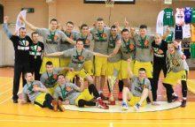 Stebuklingai iš duobės išlipusi Tauragė tapo RKL čempione