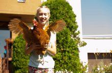 Emilės svajonė – savas zoologijos sodelis