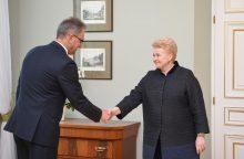 Į generalinio prokuroro pavaduotojus paskirtas D. Karčinskas