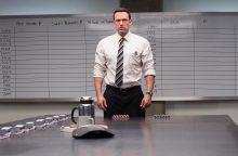 B. Afflecko iššūkis – trileryje įkūnyti nusikaltėlį genijų