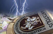 Seimas ėmėsi siūlymo riboti antstolių ir notarų pelnus