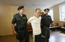 Dėvėtų rūbų pardavėją nužudę narkomanai sulaukė bausmės