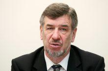 VTEK vadovas R. Valentukevičius atsisako trauktis iš pareigų