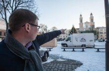 Kaunas gražėja: atnaujinama vis daugiau pastatų