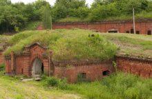 Kauno VI fortas laukia tankų
