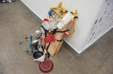 Šiuolaikinio Vokietijos meno paroda: patirčių ir istorijų mozaika