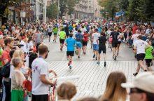 Sekmadienį Vilniaus gatves užplūs bėgikai: bus daug eismo pakeitimų