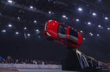 """Pasauliui pristatytas sportiškumo įsikūnijimas – """"Jaguar E-PACE"""""""