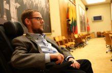 Seimo narys J. Džiugelis – apie karjerą, depresiją ir vyriškas ašaras