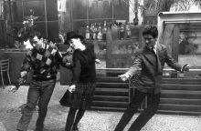 """J. Budraičio parodoje """"Mano Paryžius"""" – prancūzų kinas"""