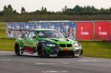 """Lenktynes Estijoje iš pirmosios pozicijos pradės """"Skuba Racing Team"""""""