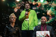 Kaunas padėkojo Lietuvos parolimpiečiams