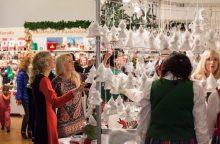 Kalėdų dvasia atkeliaus į Rotušės aikštę