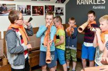 Vaikų vasara – ir miesto muziejuose