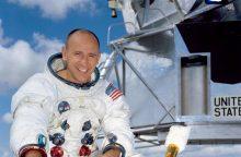 Būdamas 86-erių mirė Mėnulyje pabuvojęs astronautas A. Beanas
