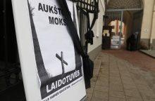 """Vilniaus universitete – Lietuvos aukštojo mokslo """"laidotuvės"""""""