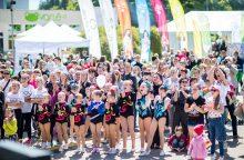 Prasidėjo registracija į Olimpinės dienos varžybas