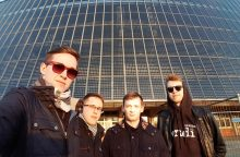 Vokietijoje verslaujantis lietuvis atveria galimybes Lietuvos studentams