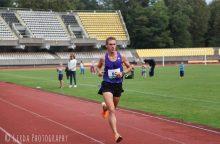 Maratonininkas R. Kančys: Ąžuolyno parkas – tarsi namai