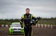 Lenktynininkas E. Staponkus: jau dėliojamės 2018-ųjų planus
