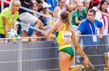 Pirmoji Europos olimpinio festivalio diena: krepšininkų pergalės, šuolininkės finalas