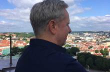 """Pripažinimas: """"Forbes"""" kelionių skiltyje – pagyros Vilniaus senamiesčiui"""