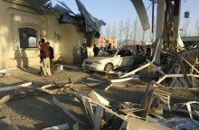 Per du išpuolius prieš Afganistano saugumo pajėgas užpuolikai nužudė 71 žmogų