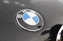 Panevėžyje pavogtas automobilis BMW
