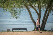 Vasara atėjo: kas naujo Kauno paplūdimiuose?